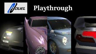 Ridge Racer V - Duel Mode (Hard) playthrough