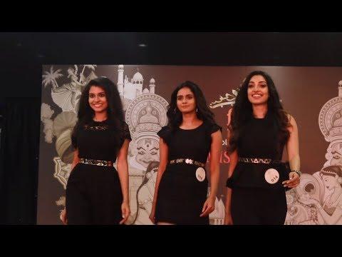 Unveiling of fbb Colors Femina Miss India 2018 Kerala finalists