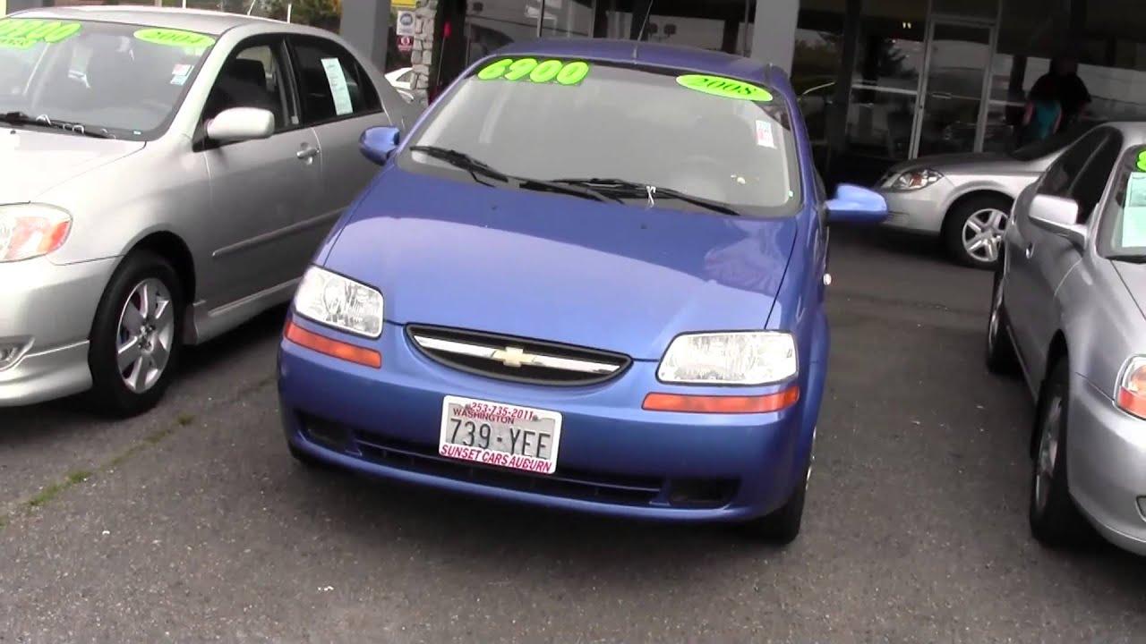 2007 Ford Taurus 2005 Ford Taurus 2008 Chevy Aveo Lincoln Car r