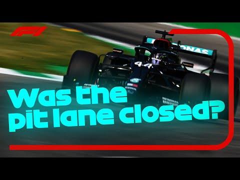 Gasly's Joy, Ferrari's Pain And The Best Team Radio   2020 Italian Grand Prix