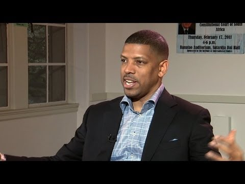 Conversations with History: From Point Guard to Mayor with Kevin Johnson