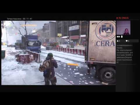 "[ ITA ] TOM CLANCY""S THE DIVISION PS4 PT 7 "" In Single "" Sbloccati Potenziamenti + Video Storia """