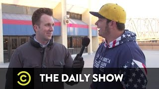 The Daily Show - Jordan Klepper Fingers the Pulse - President-Elect Trump