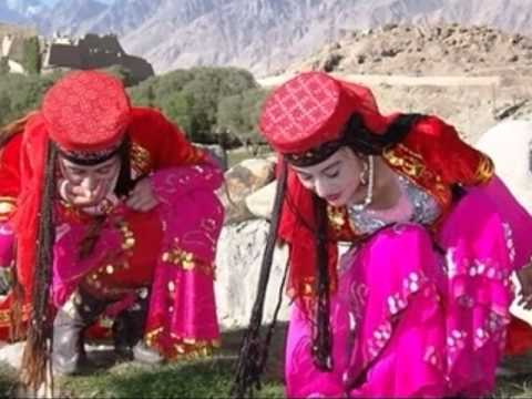 Tajiks of China(Aryan people)
