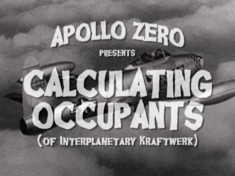Apollo Zero - The Carpenters vs Kraftwerk vs Madonna - Calculating Occupants (mashup)