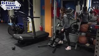 Ski-Row Impulse - Blue Gym Kantrida