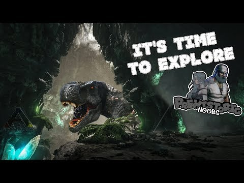 Original Gamer | LIVE | ARK SURVIVAL EVOLVED | ANOTHER BABY HENDERSON AND CAVE EXPLORATION