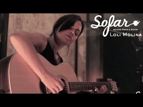 Loli Molina - Eco | Sofar Buenos Aires