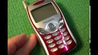 El celular más pequeño del mundo.