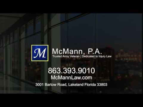 Auto Accident Attorney Lakeland FL Polk County FL Personal Injuries http://www.McMannLaw.com