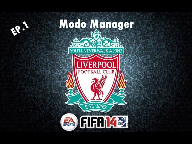 Fifa Modo Manager Liverpool JOGAÇO