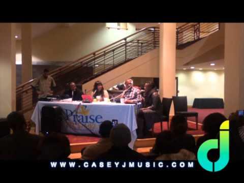 Casey J - Interview On The Yalonda Adams Morning Show