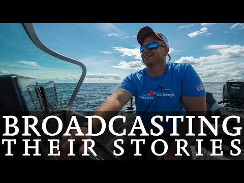 Broadcasting Their Stories: David Morse