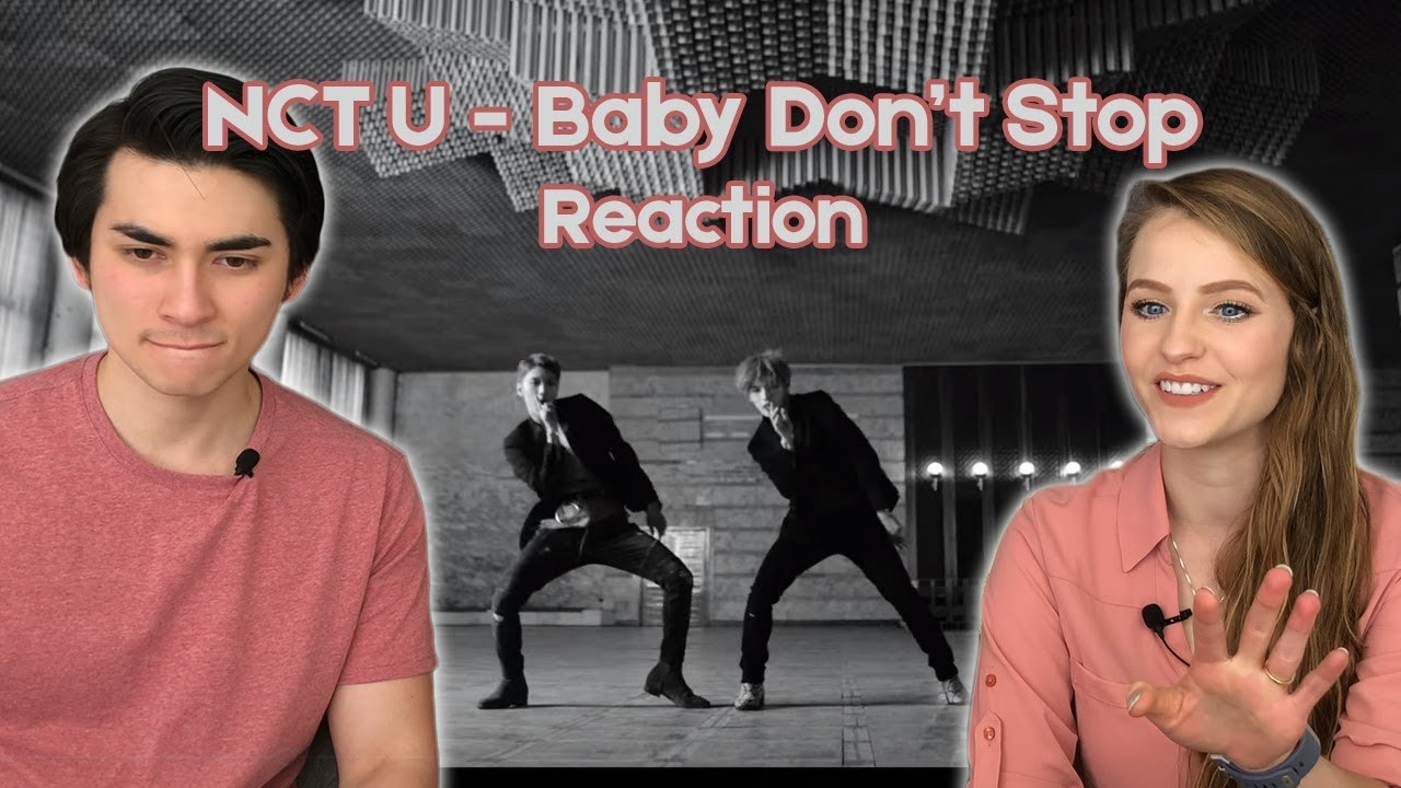 NCT U - Baby Don't Stop REACTION | GF & BF Commentary