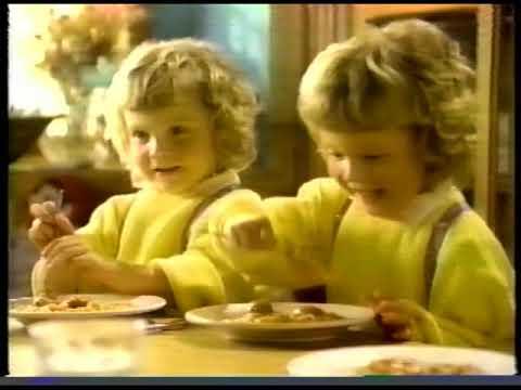 Chef Boyardee beef ravioli commercial (1995)