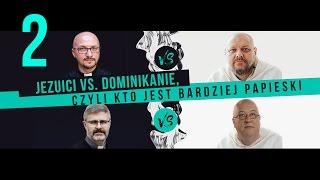Jezuici vs. dominikanie | ODCINEK 2 | Którzy zakonnicy lepiej spowiadają?