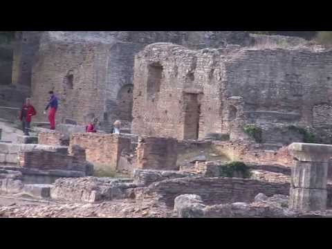 Athens to Olympia(hd): Greece