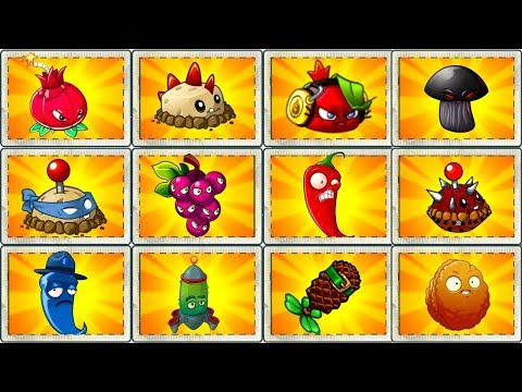 Plants Vs Zombies 2 New Piñata Party Big Brainz - Jalapeno, Cherry, Potato Mine PVZ 2