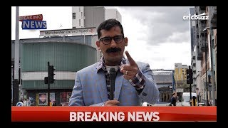 Centerstage @ World Cup 2019: Faking News on India Pakistan Rivalry