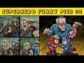 Superhero Funny Pics #2 | Hilariously Funny Superhero Comics