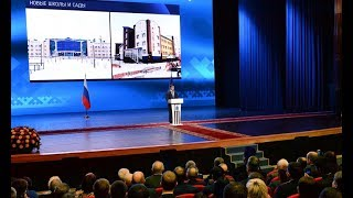 Дмитрий Артюхов: через два года мы завершаем строительство трассы Надым – Салехард
