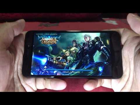 Xiaomi Redmi 4X : Mobile Legends Gameplay