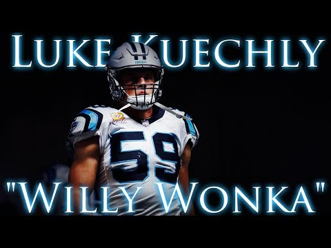 "Luke Kuechly ||""Willy Wonka""|| Career Highlights ᴴᴰ"