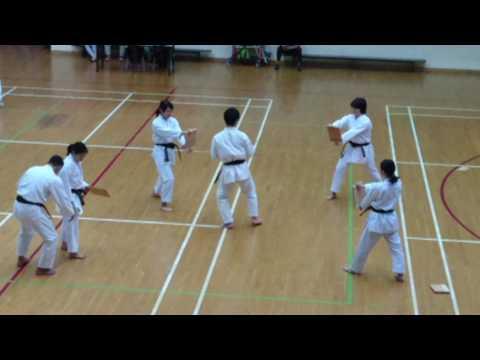 Karate-do by Nippon Sports Science University 13022017