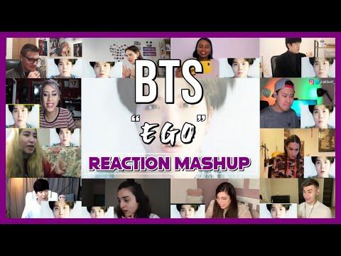 BTS (방탄소년단) MAP OF THE SOUL : 7 'Outro : Ego' Comeback Trailer - Reaction Mashup