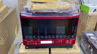 Lò vi sóng Hitachi MRO-VS8 nội địa Nhật - Thiết bị nhà bếp