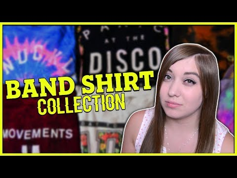 MY BAND SHIRT COLLECTION Mp3