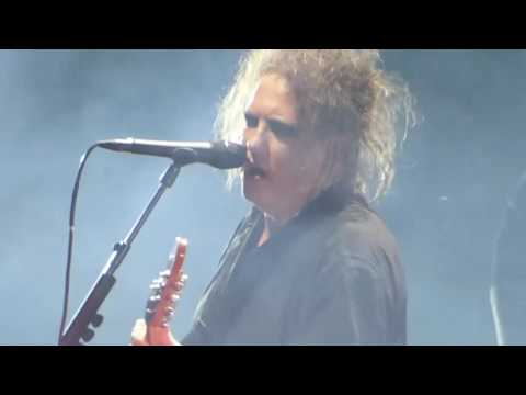 The Cure live @ Leipzig 08.11.2016 50 Minuten div. Songs