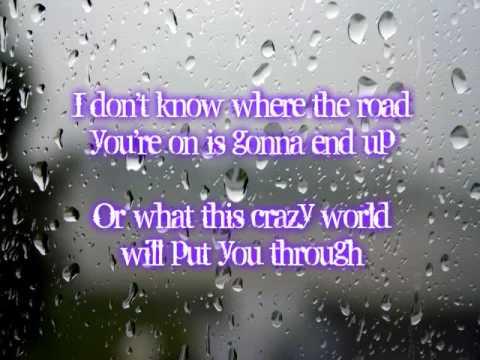 Cant Stand The Rain- Lady Antebellum (Lyrics)
