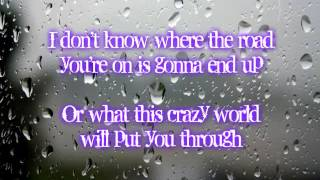 Cant Stand The Rain- Lady Antebellum (Lyrics)