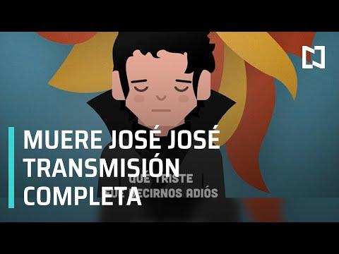 Muere José José, 'El Príncipe de la Canción' a los 71 años