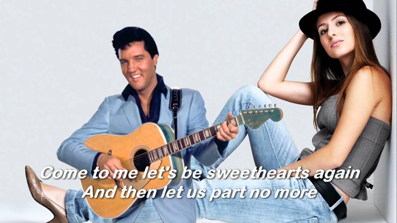 No More ( Another version. Rare ) 1961 - ELVIS PRESLEY - Lyrics