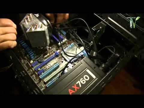 Upgrade PC 3/3 - Unboxing e Installazione Nuova MoBo e Sk Video