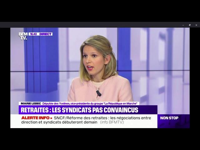 2019 12 11 Daniel Ferté BFM TV Part2