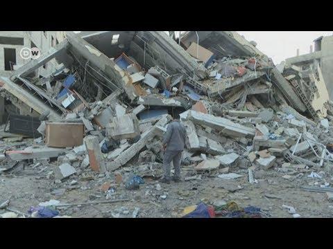 Israel Destruyó Canal De Televisión