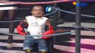 video ucok baba nantangin ivan gunawan boxin di ring tinju