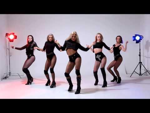 WORK BITCH / high heels choreo