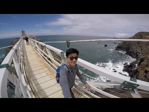 Hiking San Francisco - Hawk Hill to Point Bonita Lighthouse