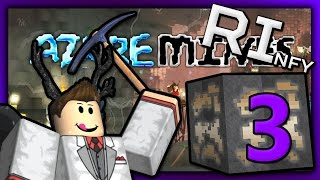 "Roblox: Azure Mines - Let's Play Ep 3 - ""The Great Iron Adventure"""