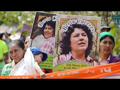 Honduran Activist Berta Caceres Stood Up Against Racism, Patriarchy, and Capitalism
