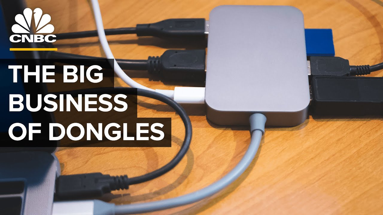 How Apple Created A Billion Dollar Market For Dongles