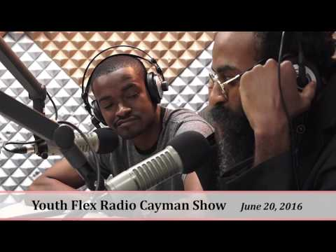 Youth Flex Radio Show - Cayman Islands - Stuart Wilson Part 1