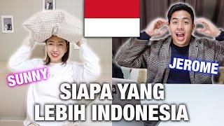 Download SIAPA YANG LEBIH INDONESIA? SUNNY ATAU JEROME (Nihongo Mantappu)?? SENGIT BANGET!!