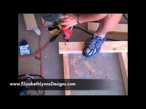 Building Triple Bunk Beds (Pt 2)