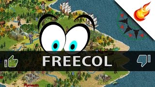 FreeCol - The Open Source Colonization Game