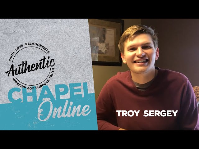 Proper Focus: Rising Up With Him | Troy Sergey